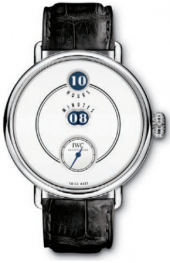 IWC Tribute to Pallweber Edition «150 Years»