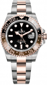 Rolex GMT-Master II 40 mm 126711 Root Beer