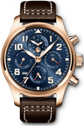 "IWC Pilot's Watch Perpetual Calendar Chronograph Edition ""Le Petit Prince"" 43.0 mm IW392202"