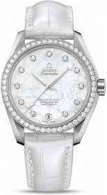 Omega Seamaster Aqua Terra 150M Master Co-Axial Ladies 38.5 mm 231.18.39.21.55.001