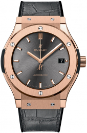 Hublot Classic Fusion Racing Grey King Gold 45 mm 511.OX.7081.LR