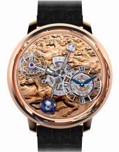Jacob & Co Grand Complication Masterpieces Astronomia Stallion AT100.40.HA.UA.A
