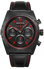 Tudor Fastrider Chronograph Black Shield