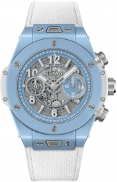Hublot Big Bang Unico Sky Blue 45 mm 411.EX.5120.NR