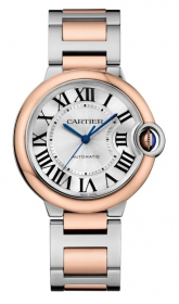Cartier Ballon Bleu 36 mm Ladies W2BB0003