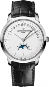 Vacheron Constantin Patrimony Moon Phase and Retrograde Date 42.5 mm 4010U/000G-B330