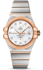 Omega Constellation Co-Axial 31 mm 123.20.31.20.55.001