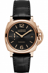 Panerai Luminor Due 3 Days Automatic Oro Rosso - 38mm