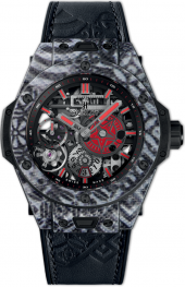 Hublot Big Bang Meca-10 Shepard Fairey Grey 45 mm 414.YF.1137.VR.SHF18