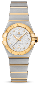 Omega Constellation Co-Axial Master Chronometer 27 mm 127.20.27.20.52.002