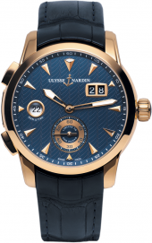 Ulysse Nardin Dual Time 42 mm 3346-126LE/93