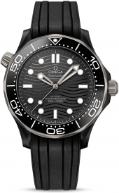 Omega Seamaster Diver 300M Co-Axial Master Chronometer 43.5 mm 210.92.44.20.01.001