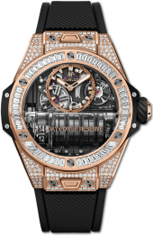 Hublot Big Bang MP-11 Power Reseve 14 Days King Gold Jewellery 45 mm 911.OX.0118.RX.0904