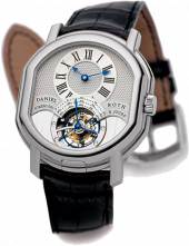 Daniel Roth Masters Tourbillon 8-Days Power Reserve Double Face