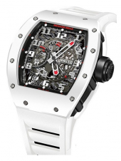Richard Mille RM 30 Automatic White Rush