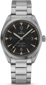 Omega Seamaster Railmaster Co-Axial Master Chronometer 40 mm 22010402001001