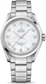 Omega Seamaster Aqua Terra 150M Master Co-Axial Ladies 38.5 mm 231.10.39.21.55.002
