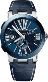 Ulysse Nardin Executive Dual Time 43 mm 243-00/43