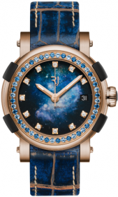 Romain Jerome ARRAW Star Twist Gold Blue Magellanic Cloud 39 mm 1S39A.OOOR.6000.AR.1111.STB19
