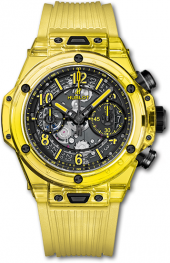 Hublot Big Bang Unico Magic Yellow Sapphire 42 mm 441.JY.4909.RT