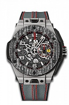 Hublot Big Bang Ferrari Titanium Carbon Unico 45 mm