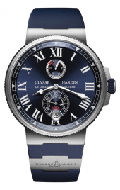 Ulysse Nardin Marine Chronometer 45 mm 1183-122-3/43