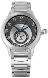 Charriol Colvmbvs Grande Date GMT 46 mm CO46GMTS.930.002.PD