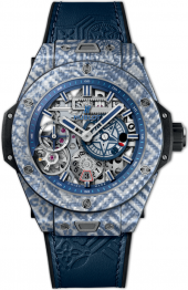 Hublot Big Bang Meca-10 Shepard Fairey Blue 45 mm 414.YL.5179.VR.SHF18