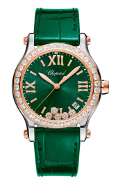 Chopard Happy Sport Diamonds 36 mm 278582-6007