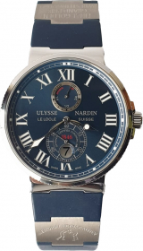 Ulysse Nardin Marine Chronometer 43mm 263-67 Final Golden Grand Prix Wrestling 2009 Limited Edition