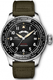 "IWC Pilot's Watch Timezoner Spitfire Edition ""The Longest Flight"" 46 mm IW395501"