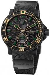Ulysse Nardin Marine Diver Black Sea Limited Edition 263-92LE-3C/928-RG