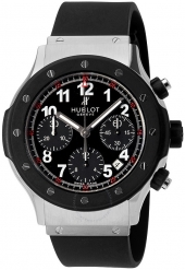 Hublot SuperB Black Magic Flyback Chronograph