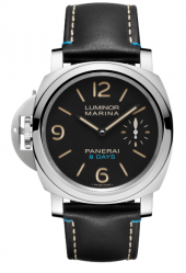 Panerai Luminor Left-Handed 8 Days Acciaio 44 mm PAM00796