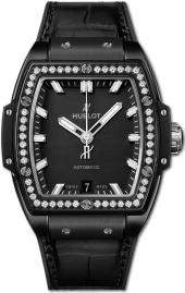 Hublot Spirit of Big Bang Black Magic Diamonds 39 mm 665.CX.1170.LR.1204