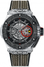 Hublot Big Bang Scuderia Ferrari 90th Anniversary Sapphire 45 mm 402.JQ.0123.NR
