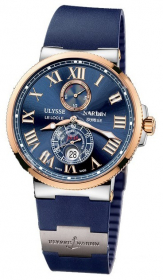 Ulysse Nardin Marine Chronometer Boutique Exclusive Timepiece 43 mm 265-67-3T/43-BQ