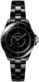 Chanel J12 Phantom Watch 38 mm H6346