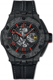 Hublot Big Bang Scuderia Ferrari 90th Anniversary 3D Carbon 45 mm 402.QD.0123.NR