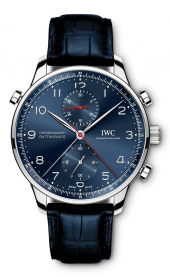 "IWC Portugieser Chronograph Rattrapante Edition ""Boutique Munich"" 40.9 mm IW371217"