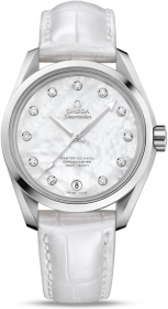 Omega Seamaster Aqua Terra 150M Master Co-Axial Ladies 38.5 mm 231.13.39.21.55.002
