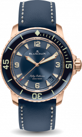 Blancpain Fifty Fathoms Automatique 45 mm 5015 3603C 63B