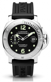 Panerai Luminor Submersible Automatic Acciaio 44 mm PAM00024