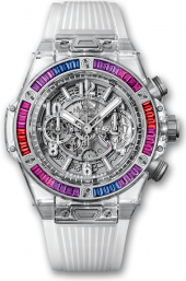 Hublot Big Bang Unico Sapphire Galaxy 45mm