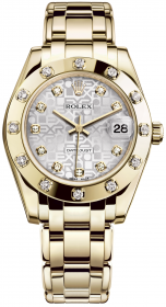 Rolex Pearlmaster 34 mm 81318