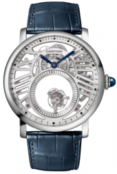 Cartier Rotonde de Cartier Double Mysterious Tourbillon