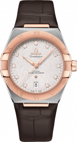 Omega Constellation Co-axial Master Chronometer 39 mm 131.23.39.20.52.001