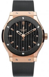 Hublot Classic Fusion 45 King Gold Ceramic