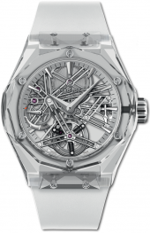 Hublot Classic Fusion Tourbillon Power Reserve 5 Days Orlinski Sapphire 45 mm 505.JX.6910.RT.ORL19