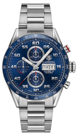 Tag Heuer Carrera Chronograph 43 mm CV2A1V.BA0738